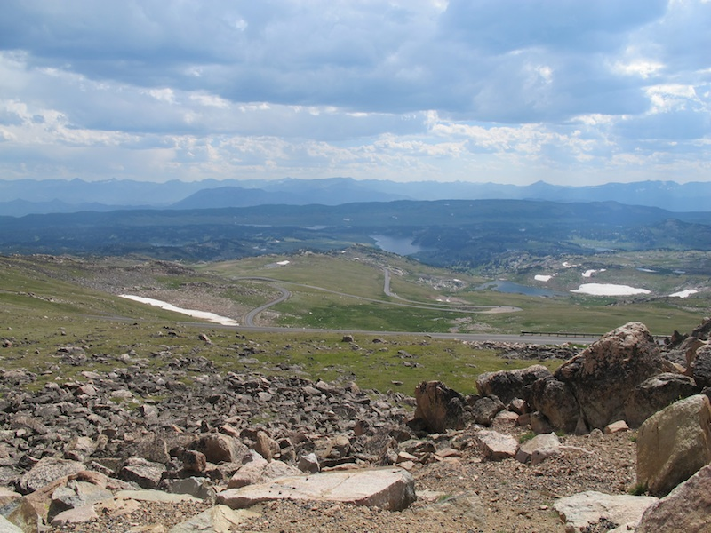 4 Bucket List Motorcycle Rides in the West Beartooth Pass