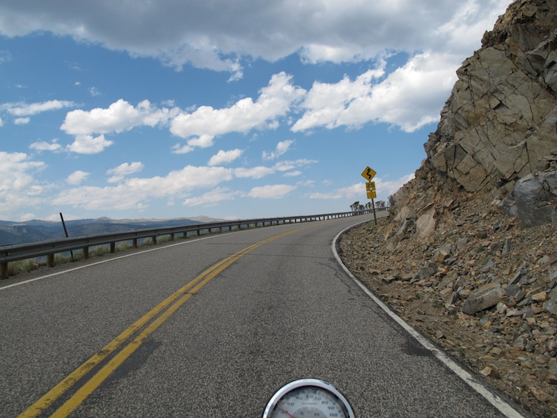 4 Bucket List Motorcycle Rides in the West beartooth highway
