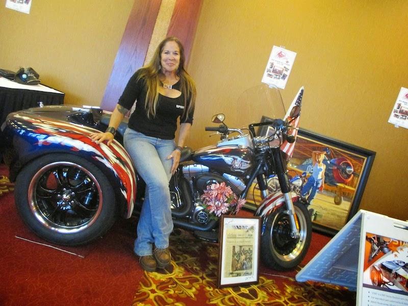 Event Coverage Biker Belles Ride at Sturgis 2014 Gina Woods