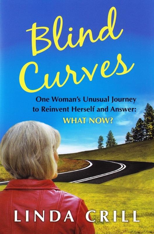 Blind Curves Book Linda Crill