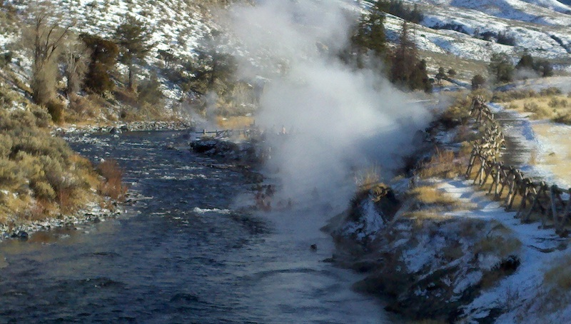 everyday miracles limiting distractions to receive boiling river