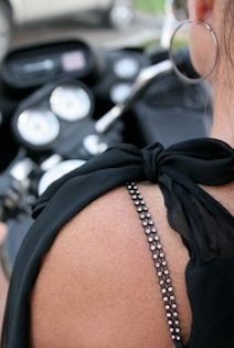 clothing review fun decorative fashion bra straps woman rider