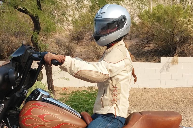 Review Schuberth C3 Pro Women Helmet