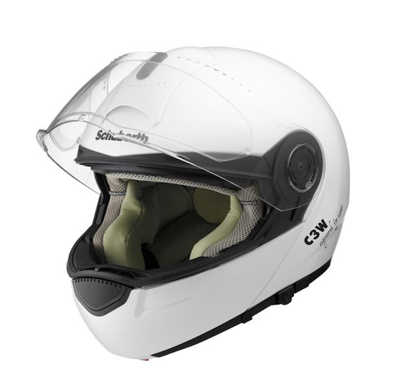 Review Schuberth C3 Pro Women C3W Helmet