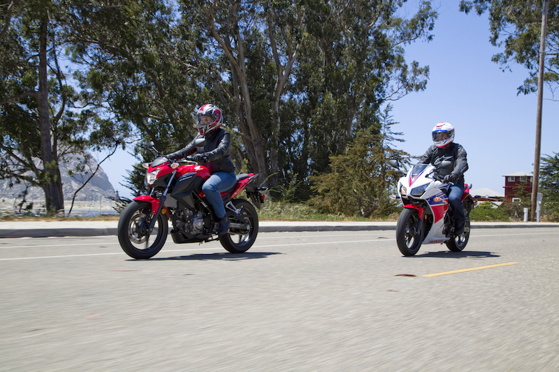 what to consider when buying your first motorcycle honda CBR300