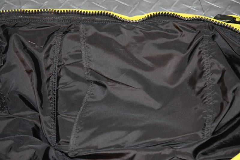 review aerostich womens roadcrafter motorcycle riding suit armor pocket