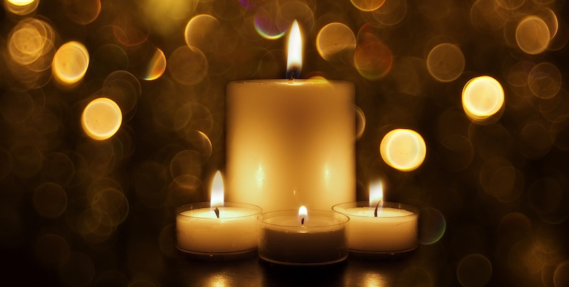 Everyday Miracles: What Looking the Mirror Can Teach Us Candles