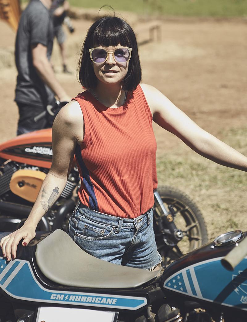 push through motorcycle comfort zone caylee hankins