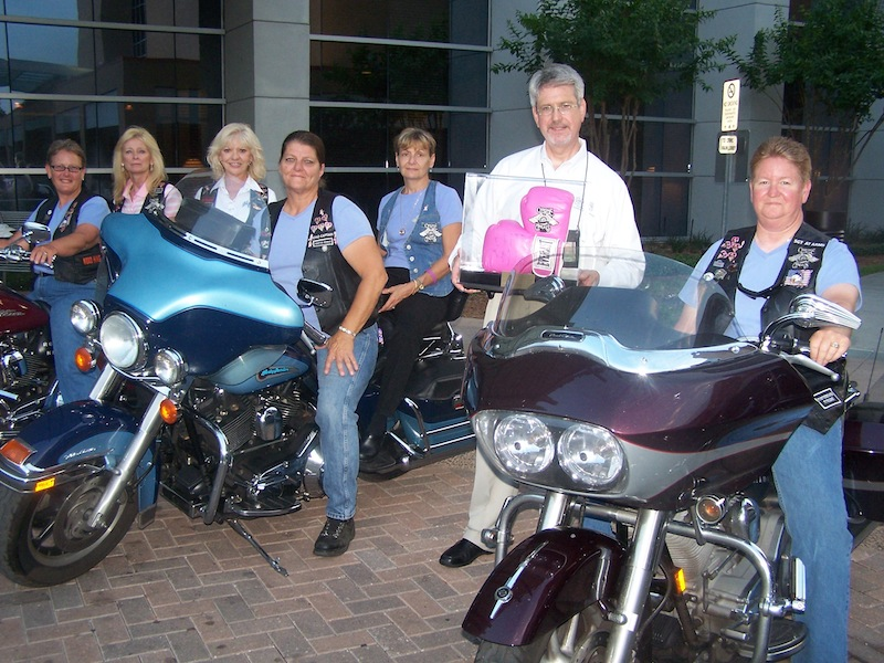 How to start a womens motorcycle club