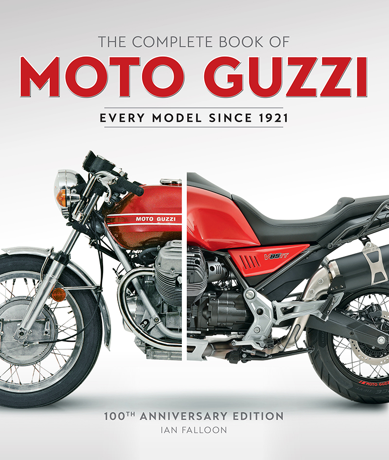 moto guzzi book 2020 gift guide