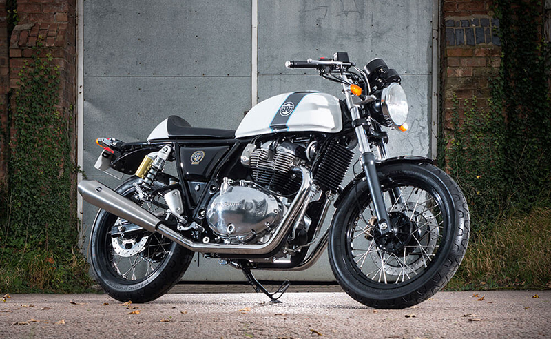 2018 new motorcycles Royal Enfield Continental Twin Cafe Racer