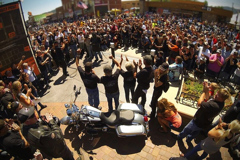 harley-davidson official motorcycle of sturgis motorcycle rally