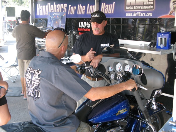 Review Helibar Handlebars Get the Right Fit Harley Electra Glide