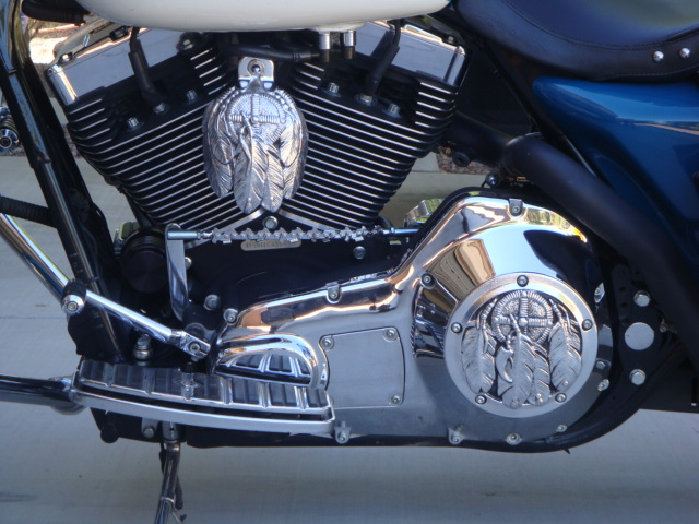 Custom Horn Covers and Other Accessories for Harley-Davidsons Medicine Bundle