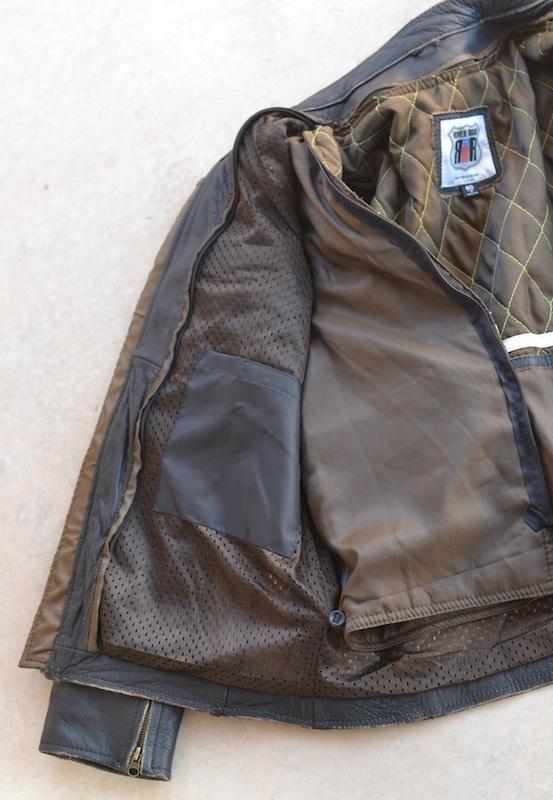 Clothing Review River Road Men's Hoodlum Jacket interior liner