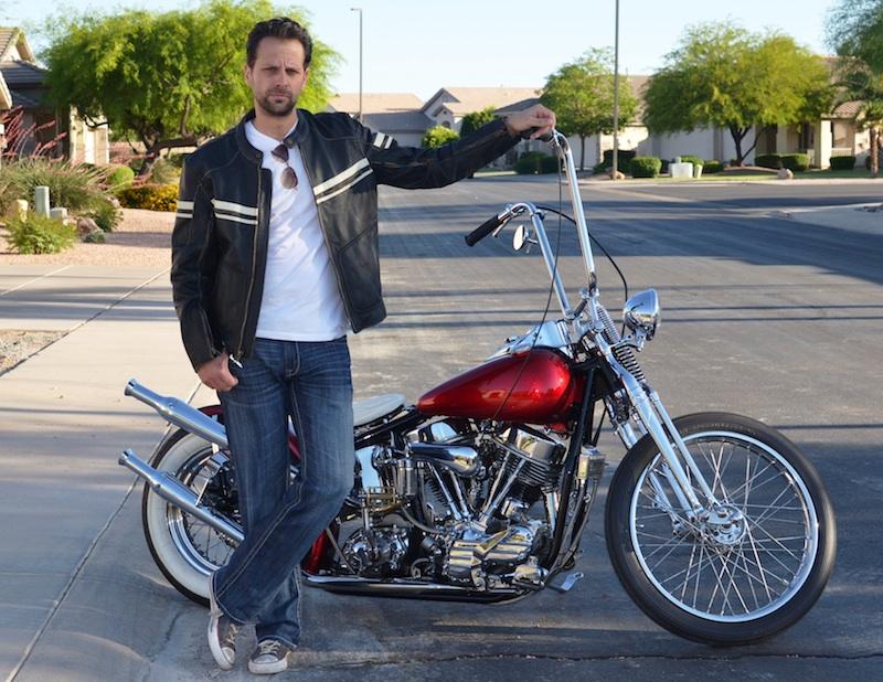 Clothing Review River Road Men's Hoodlum Jacket motorcycle panhead