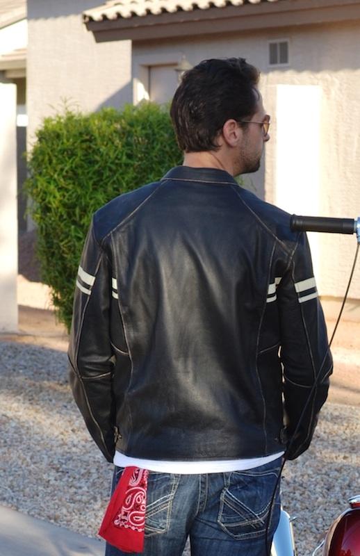Clothing Review River Road Men's Hoodlum Jacket back