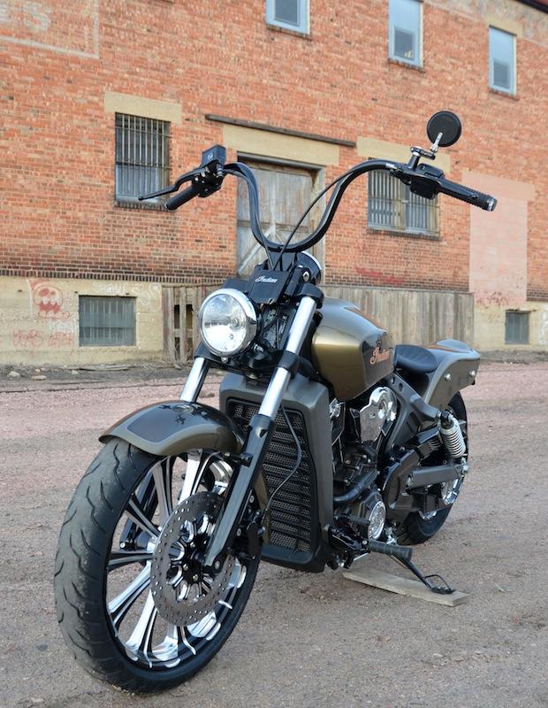 Custom Vent Screens for Harley Davidson Touring Models Indian Radiator Guard
