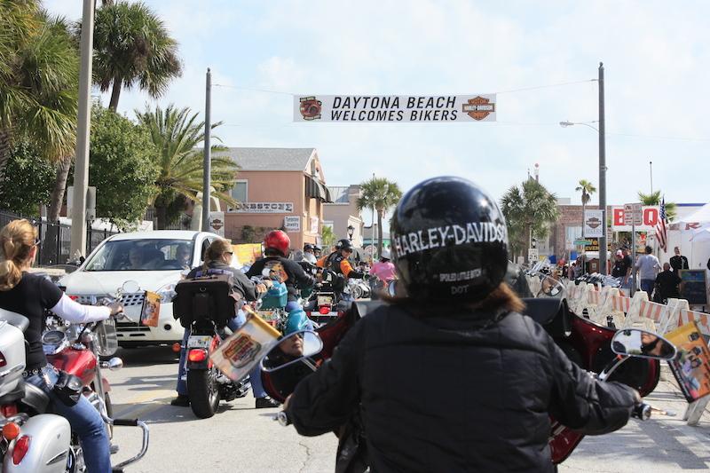 Daytona Bike Weeks Big Marketing Push to Attract Women Main Street