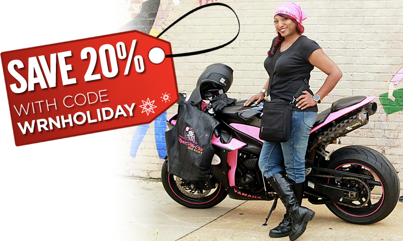 sportbike chic holiday savings wrnholiday