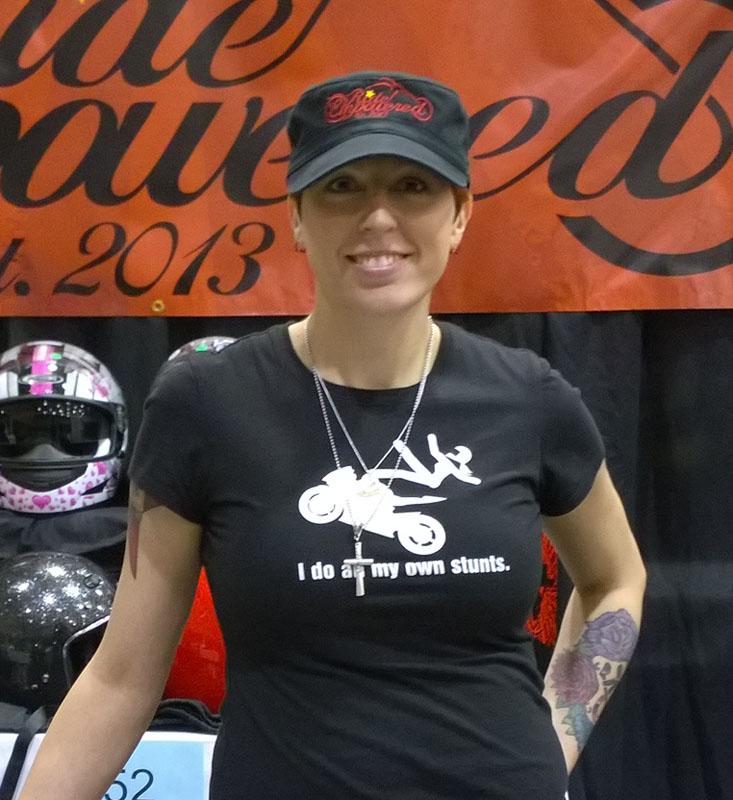 Motorcycling Gear and Apparel Store for Women Doris Schumacher