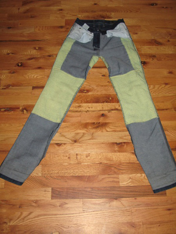 pros cons of motorcycle riding jeans pants chaps draggin jeans