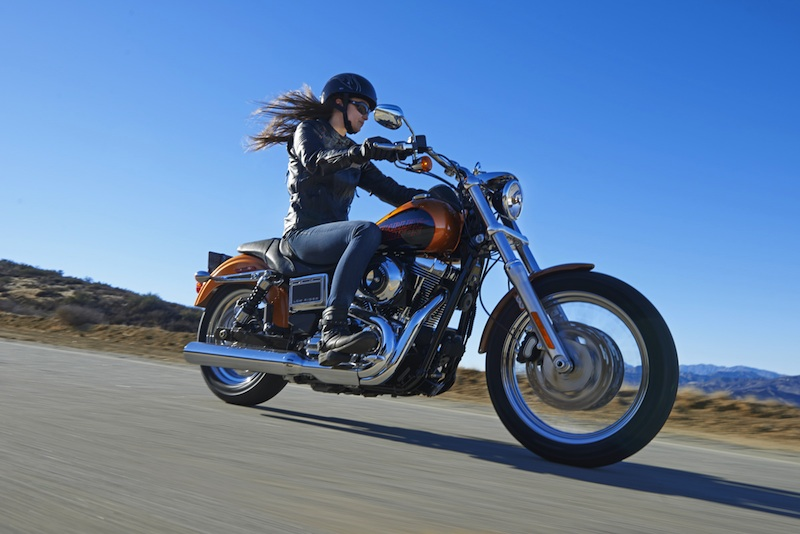 harley davidson leading sales among women dyna low rider
