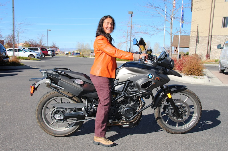 10 Motorcycles To Get Excited About in 2015 BMW F 700 GS
