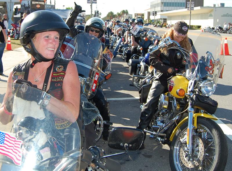 Women Riders Month