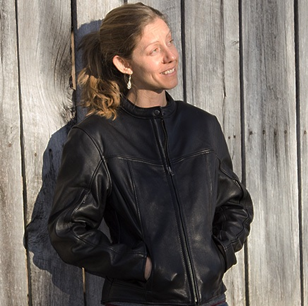 2013 WRN Holiday Gift Guide Fox Creek Leather Jacket