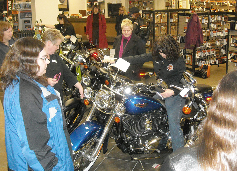 6 ways to attract more women in motorcycling harley garage party