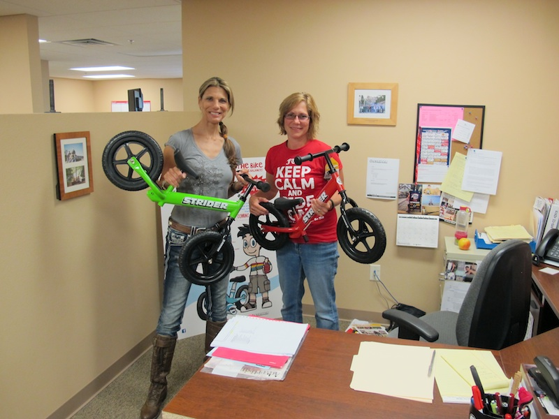Two Wheels for Folks with Special Needs Kyla Wright