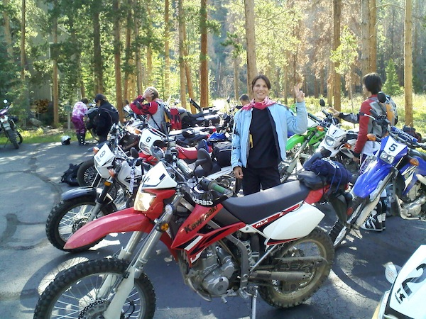 A Ride to Change Your Life dual sport