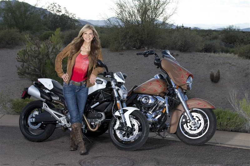 genevieve schmitt inducted las vegas motorcycle hall of fame