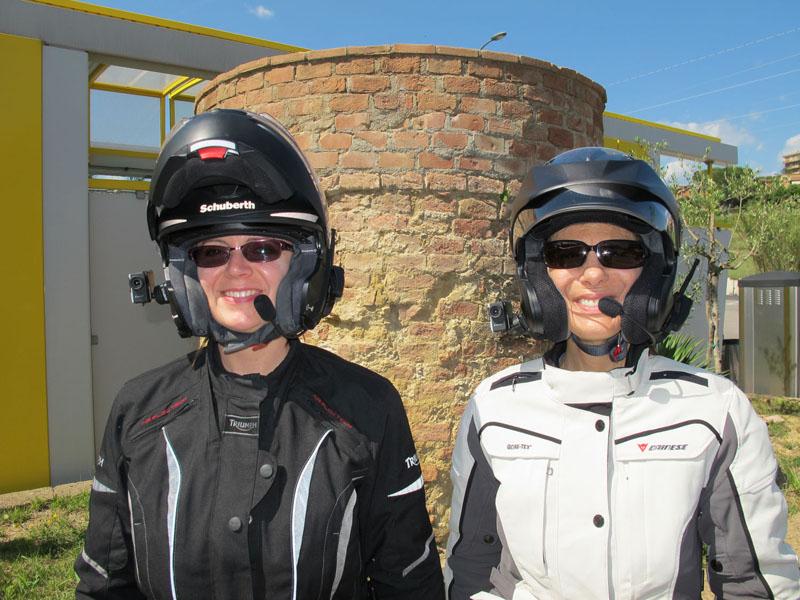 review sena 20S and prism camera riders