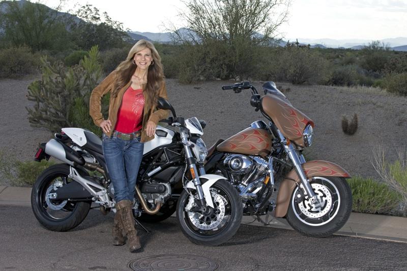 Genevieve Schmitt Women Riders Now Motorcycles