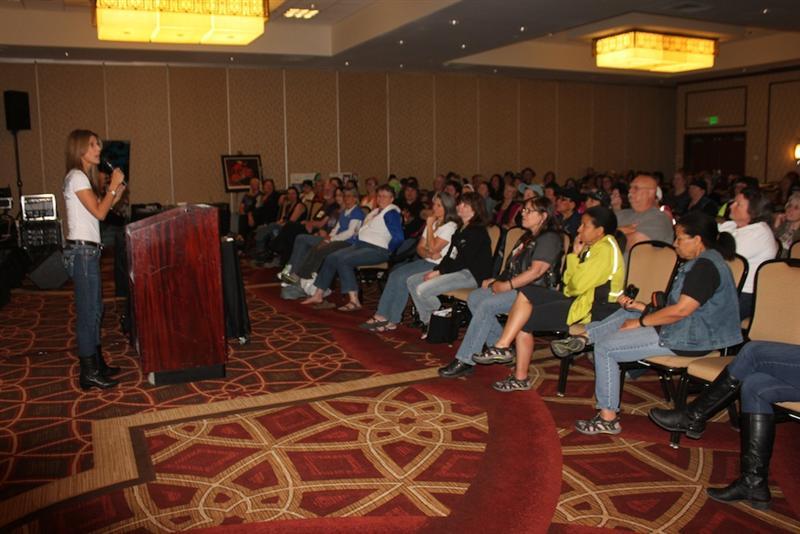 Events Steel Horse Sisterhood Summit Genevieve Schmitt