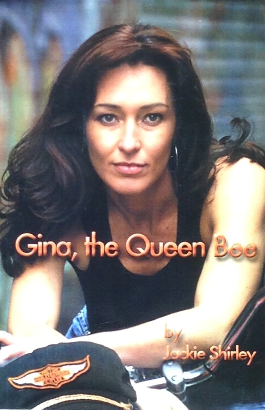 Motorcycling-themed books for moms kids and adventurers Gina the Queen Bee