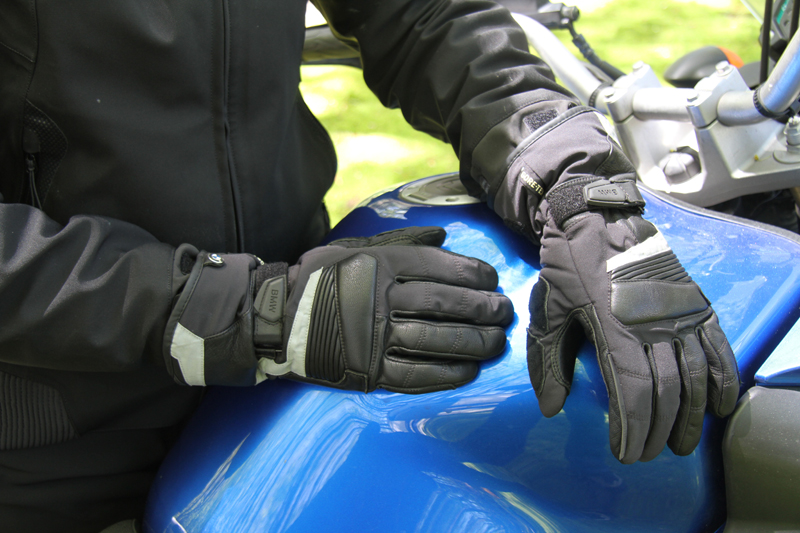review gloves for warm and cold motorcycle riding ProSummer