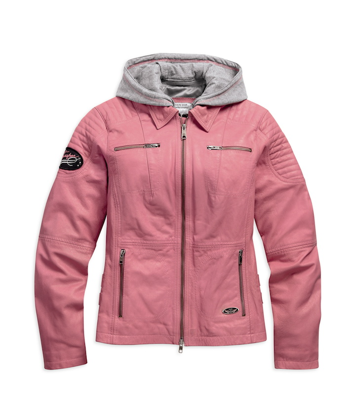 Harley-Davidson Adds New Items to Pink Label Line jacket
