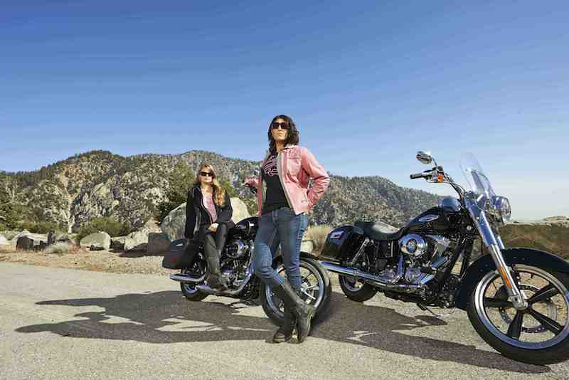 Harley-Davidson Adds New Items to Pink Label Line women