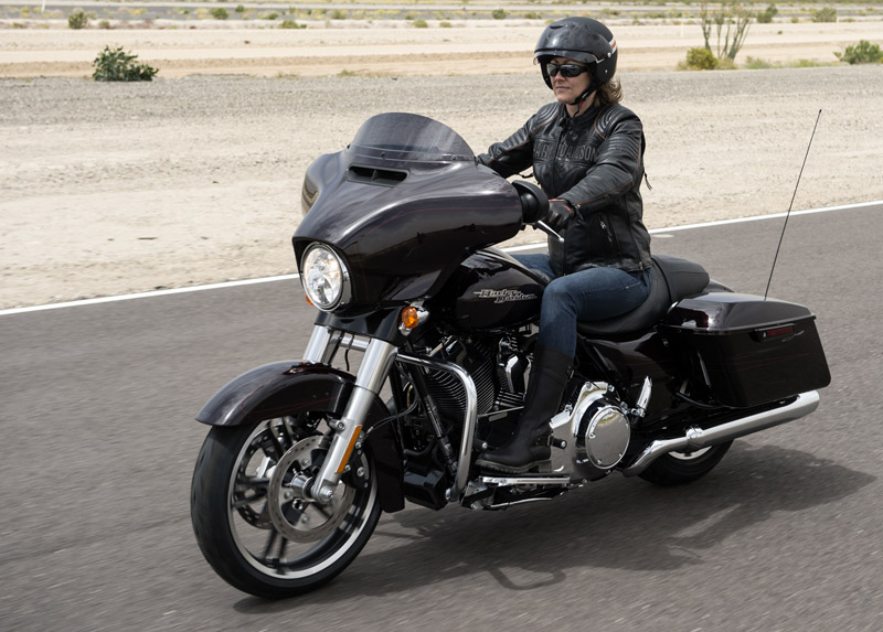 lower your harley davidson touring motorcycle street glide