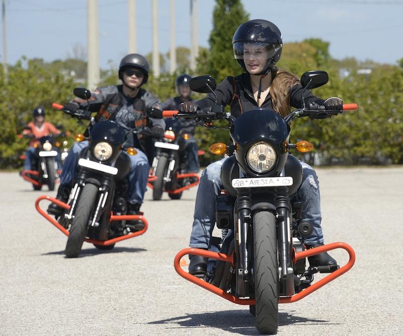 Harley-Davidson's Riding Academy New Rider Course Street 500