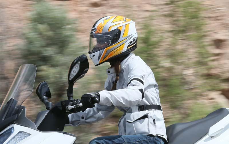 Helmet Review HJC FG-17