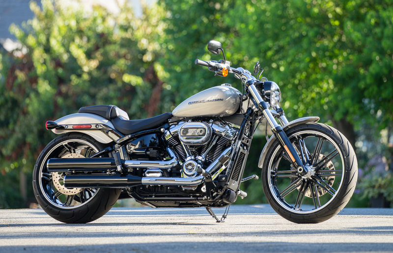 review 2018 harley-davidson softails the breakout