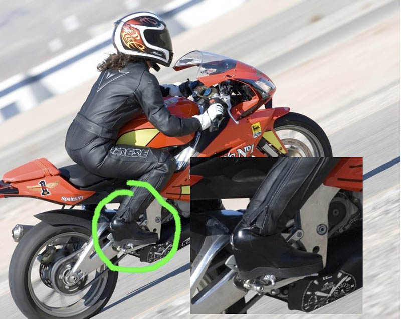Options for lowering motorcycle seat height higher motorcycle boots