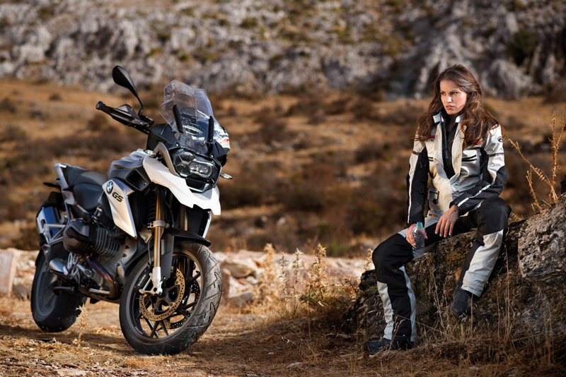 new womens motorcycling gear collection debuts carese II