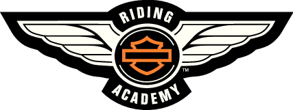 Harley-Davidson's Riding Academy New Rider Course Logo