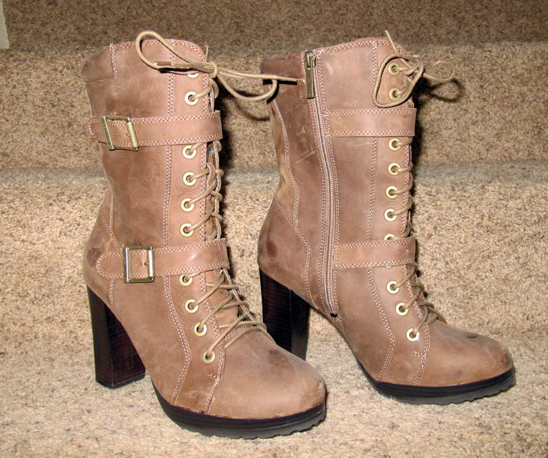 10 Things I Wish Id Known When I Was Younger high heeled boots