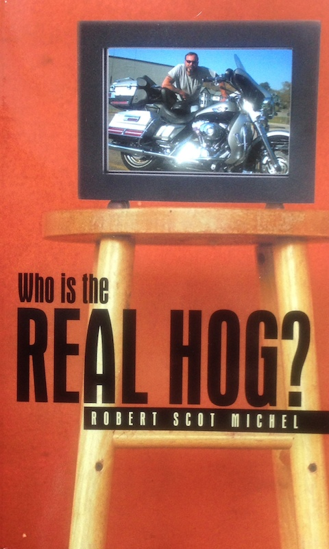 Book Selections Who is the real hog?